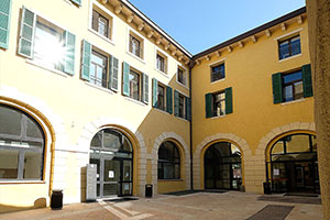 Area di Formazione, Filosofia e Servizio Sociale