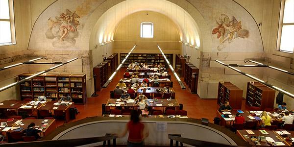 Biblioteca Arturo Frinzi, Polo Umanistico Economico Giuridico