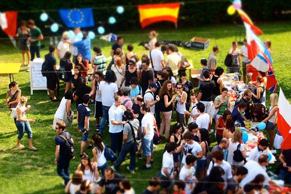 Studenti internazionali in mobilità a Verona