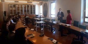 Convenzione tra il dipartimento di Scienze giuridiche e il Tribunale - 14.11.2019