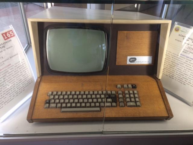 Computer General Processor _model T_ (1979)