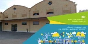 """Inaugurazione del laboratorio ICE """"Industrial Computer Engineering"""". Venerdì 18 settembre, alle 10, via Santa Teresa 12, Verona - 18.09.2020"""