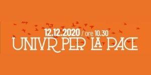UNIVR per la pace - 09.12.2020